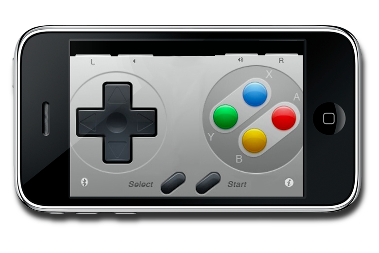 Snes HD, An iPhone Controlled Real Snes for iPad - MacStories