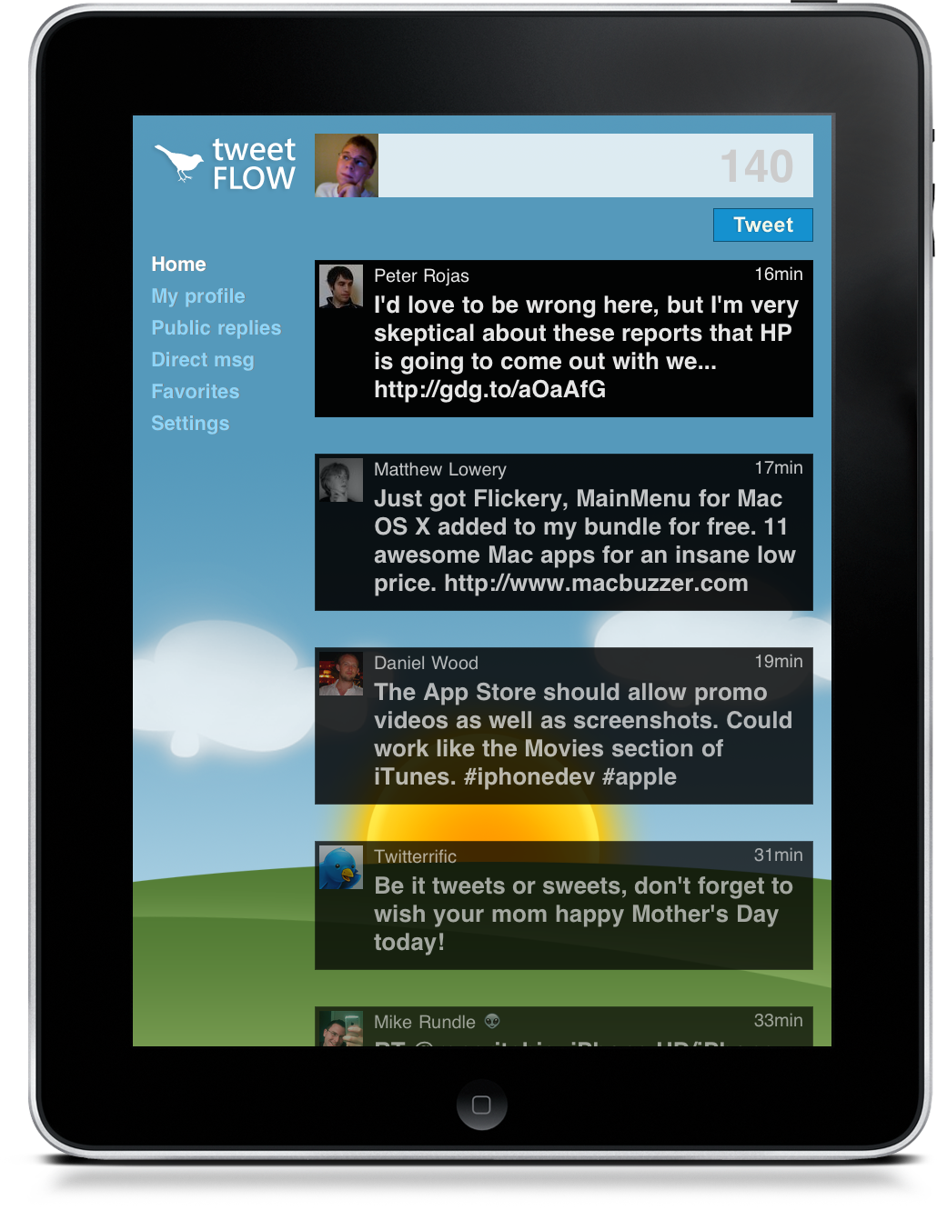 tweet Flow, A Beautiful Desktop Twitter Client - MacStories