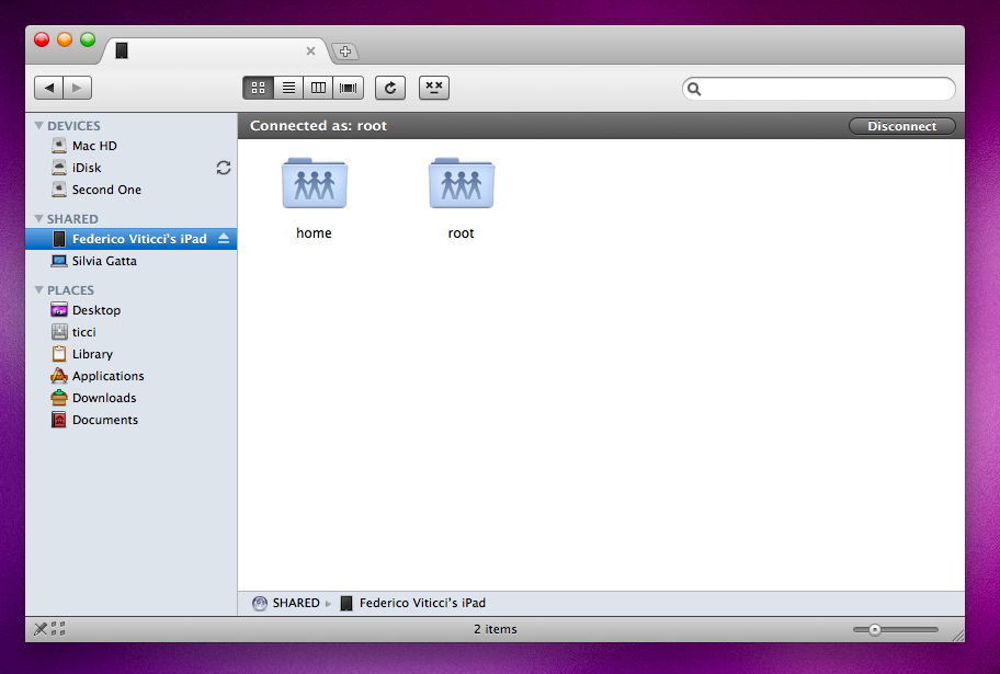 How To Access iPad Photos and Documents From the Finder – MacStories