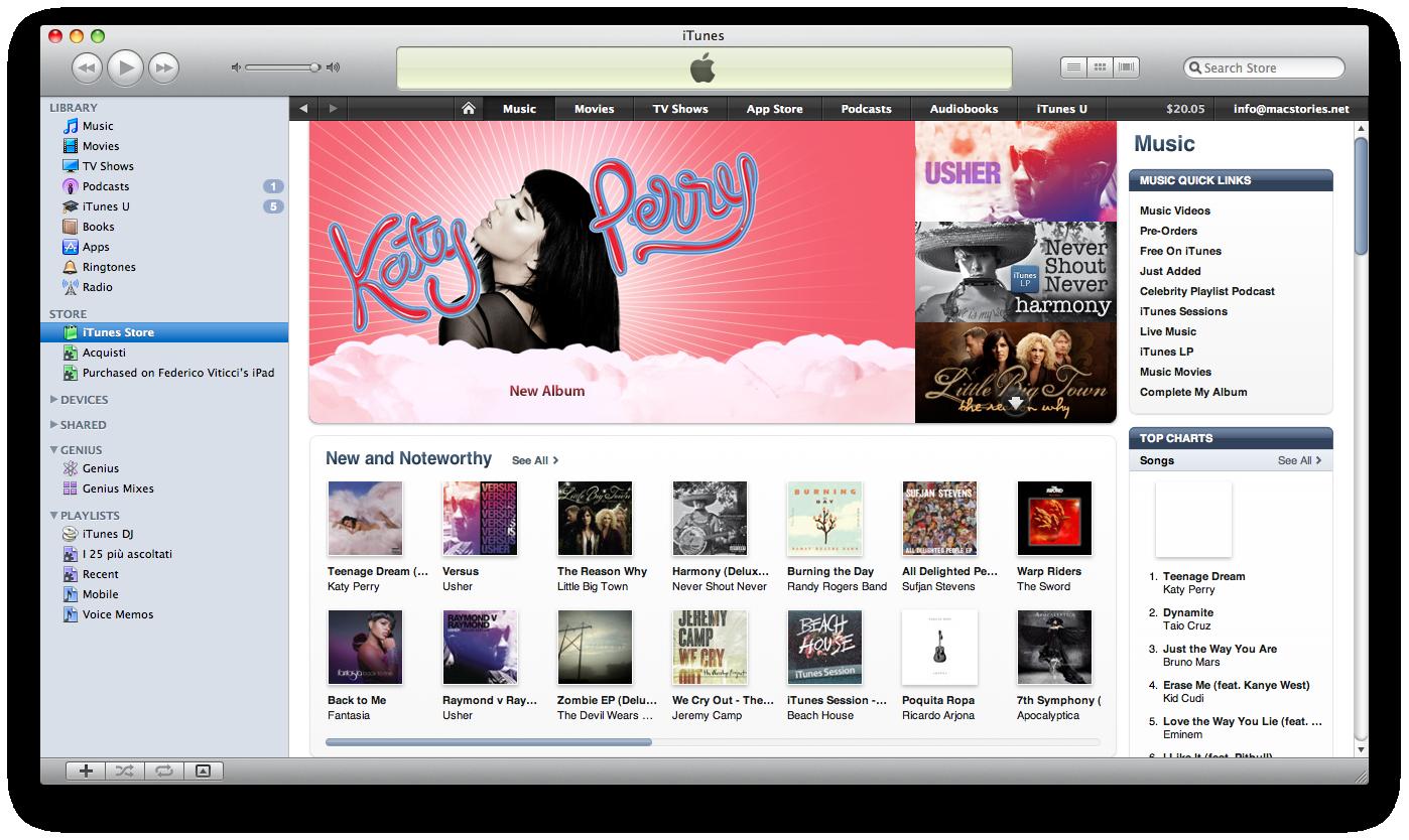 Web-based, Social iTunes Store Launching Next Week ...